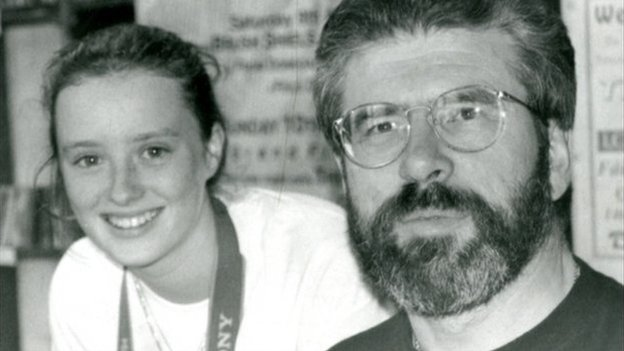 Mairia Cahill detailed several meetings she said she had with Gerry Adams about her abuse allegations