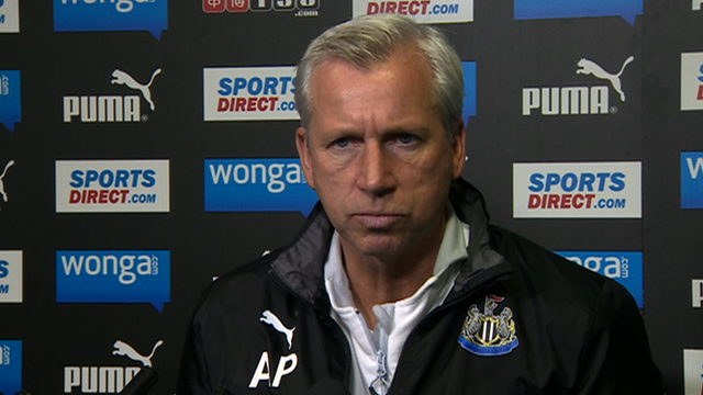 Alan Pardew reveals Africa Cup of Nations Ebola concern