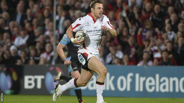 Tommy Bowe feels excitement building ahead of Leicester tie