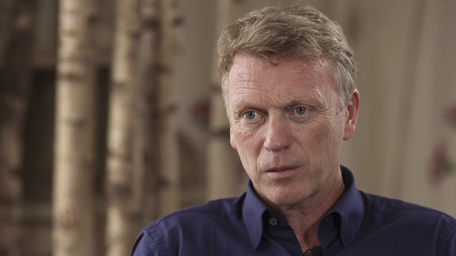Former Man Utd manager David Moyes ready to return to management