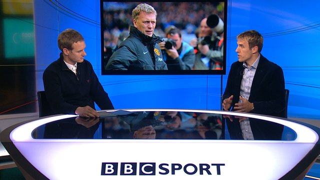 Dan Walker is joined by Philip Neville for this week's Football Focus