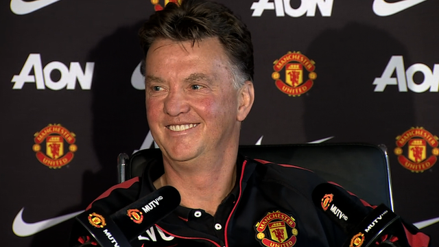 Louis van Gaal says it is too early to judge his tenure at Man Utd