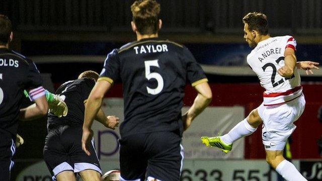 Highlights - Hamilton 3-0 Aberdeen