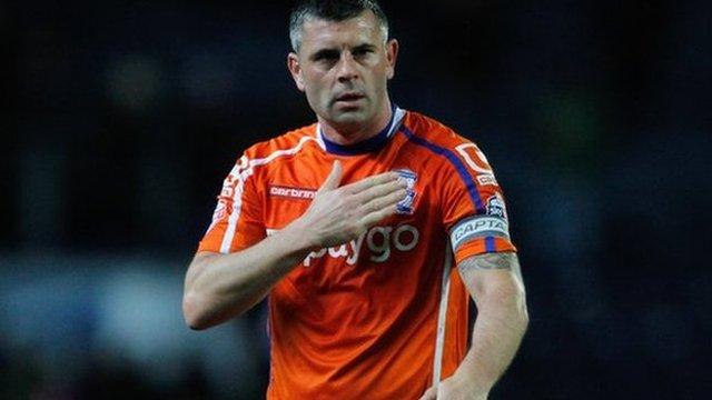 Birmingham City skipper Paul Robinson