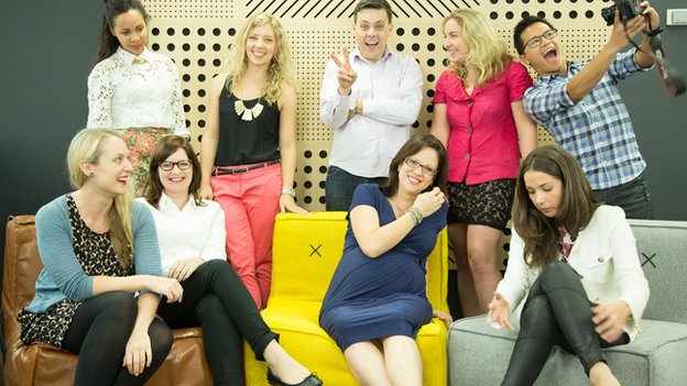 The team at Filtered Media