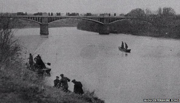 The torso was found on the River Severn in 1938