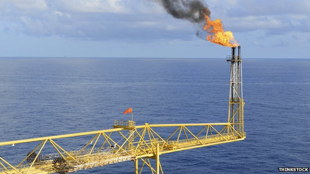Lasair-bhoillg gas