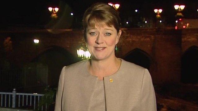 Plaid Cymru Leanne Wood