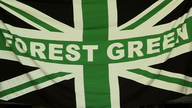 Forest Green Rovers prepare for 'El Glosico'