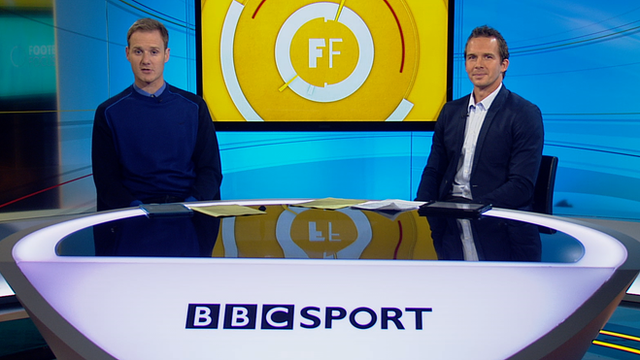 Dan Walker is joined by former Bolton, Southampton and England striker Kevin Davies for this week's Football Focus.