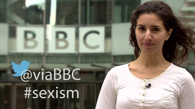 BBC's Esra Dogramaci