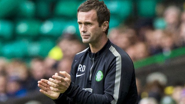 Interview - Celtic manager Ronny Deila
