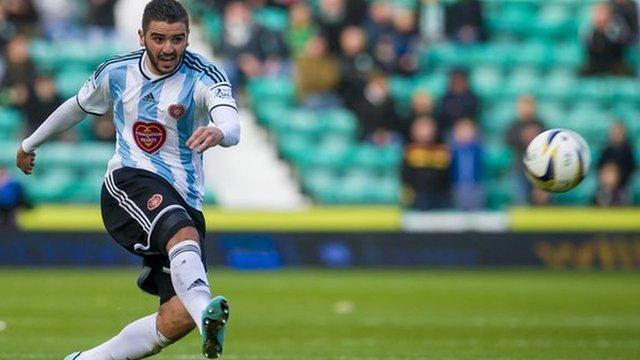 Highlights - Hibernian 1-1 Heart of Midlothian