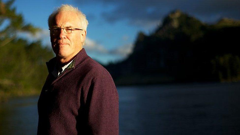 Eddie Butler cafoodd ei goroni'r Ysgrifennwr Orau am Lions '71 yn 2012