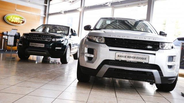 Range Rover Evoque cars