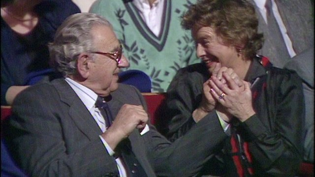 Sir Nicholas Winton on That's Life in 1988