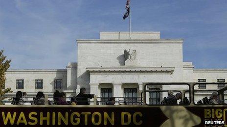 US Federal Reserve, Washington DC