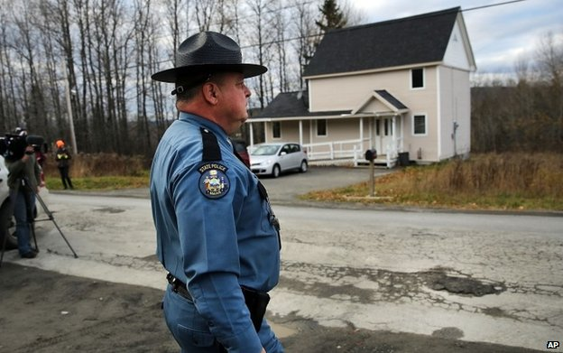 Police in Fort Kent