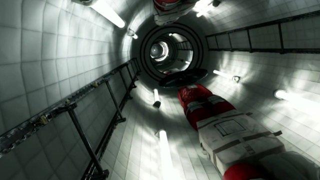 VR Interstellar Experience