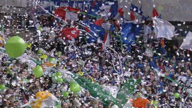 Celtic and Rangers derby returns