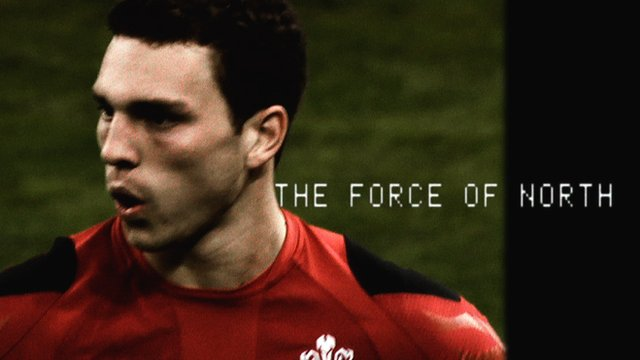 Wales' George North: Tries, hits and 'force'