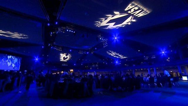 MViSA awards hall