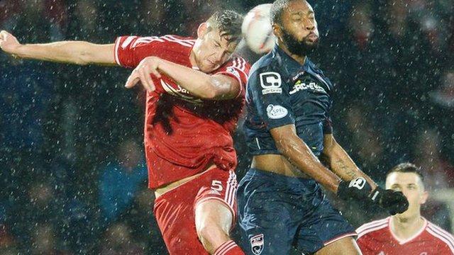 Highlights - Ross County 0-1 Aberdeen