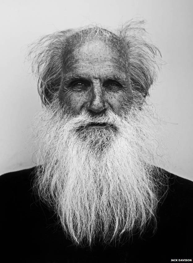 Portrait by Jack Davison