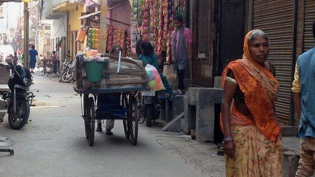 Chandu Nagar in Khajuri Khas