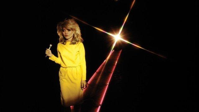 Blondie's Debbie Harry