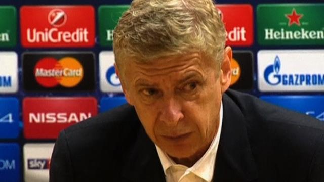 Arsenal boss Arsenal Wenger