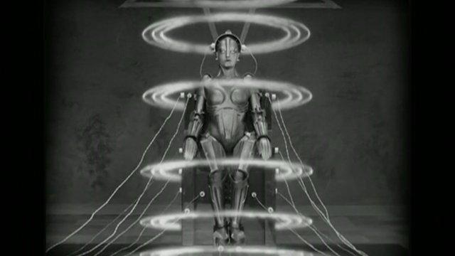 Still from Fritz Lang's Metropolis