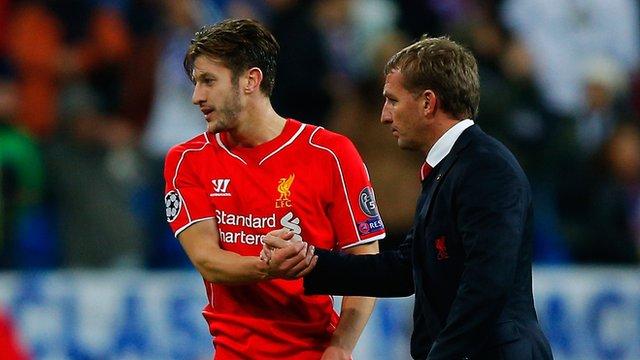 Brendan Rodgers hits back at Liverpool Champions League critics