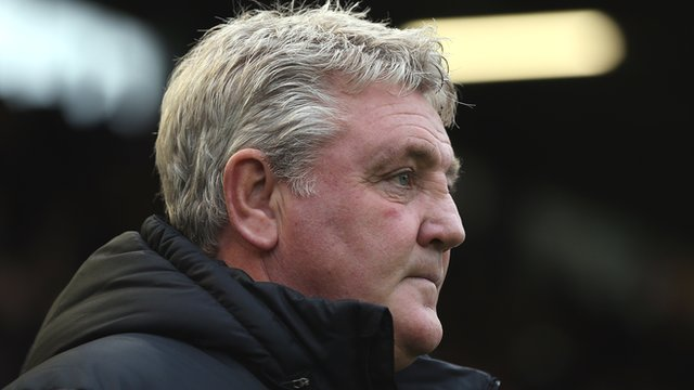 Hull got what they deserved - Steve Bruce