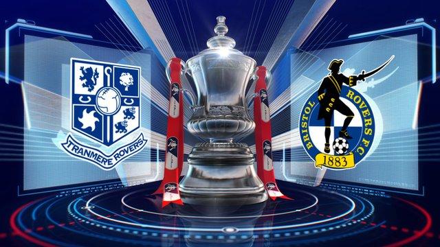 Highlights: Tranmere 1-0 Bristol Rovers