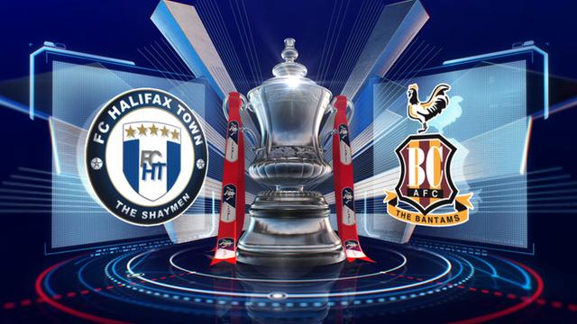FC Halifax-Bradford