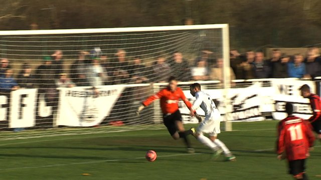 Gateshead take lead against Norton