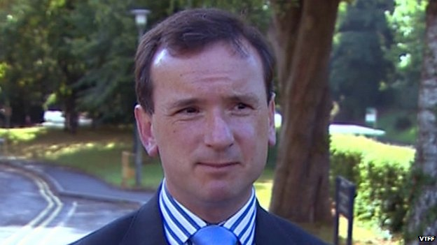 Wales Office minister Alun Cairns