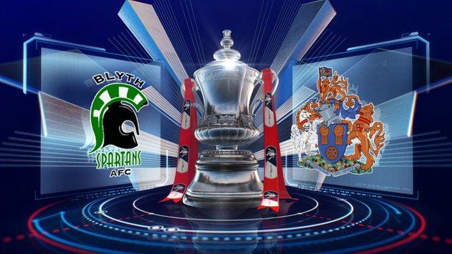 Highlights: Blyth Spartans 4-1 Altrincham
