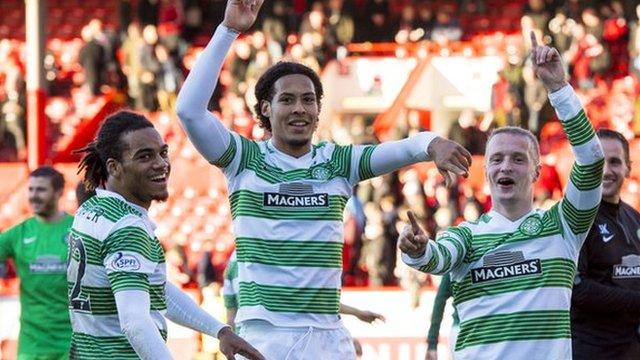Highlights - Aberdeen 1-2 Celtic