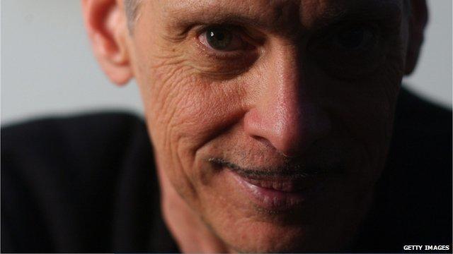 Filmmaker John Waters