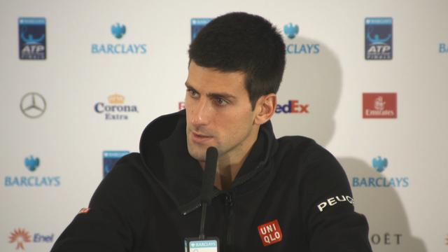 Novak Djokovic wants ATP World Tour Finals to move