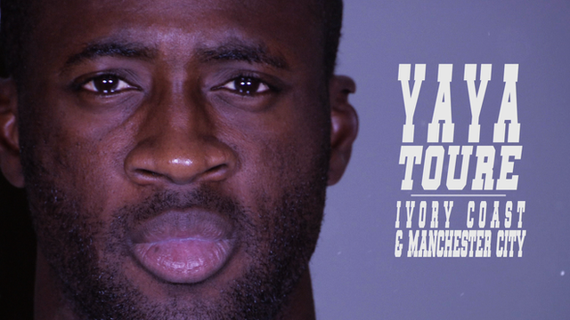 Yaya Toure: 2014 BBC African Footballer of the Year nominee