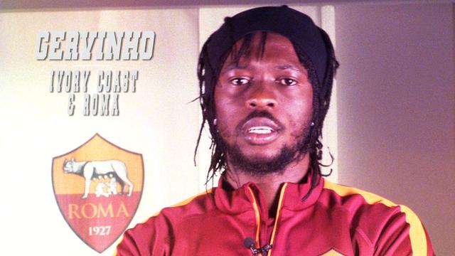 Gervinho: 2014 BBC African Footballer of the Year nominee