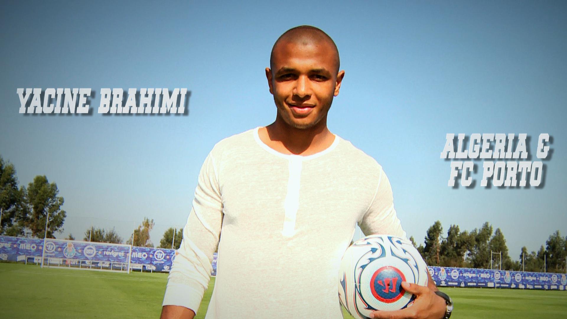 Yacine Brahimi: 2014 BBC African Footballer of the Year nominee
