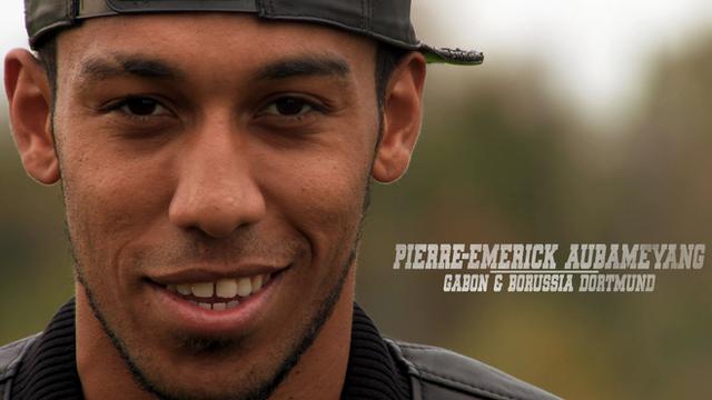 Pierre-Emerick Aubameyang: 2014 BBC African Footballer of the Year nominee