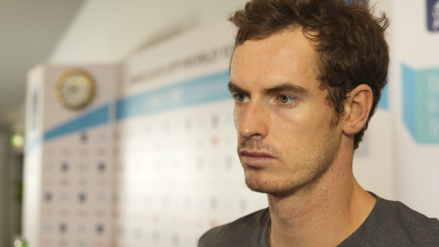 ATP World Tour Finals: Andy Murray 'to make changes'