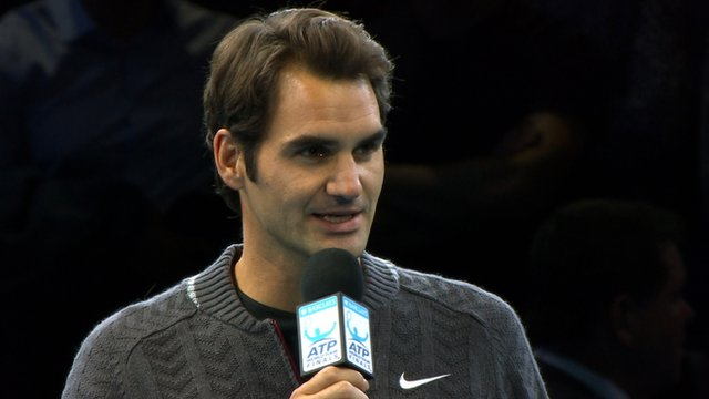 Roger Federer withdraws from ATP tour final