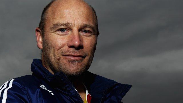 GB coach Danny Kerry