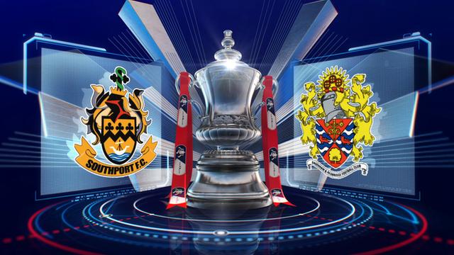Southport 2-0 Dagenham & Redbridge